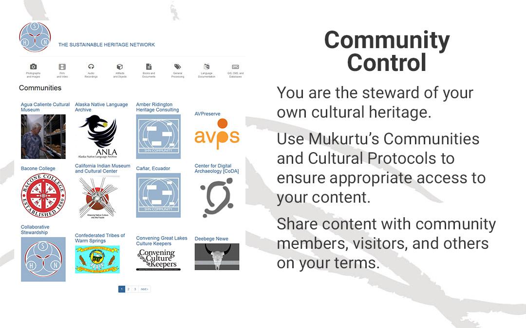 Mukurtu-FeaturesSlideshow-Community