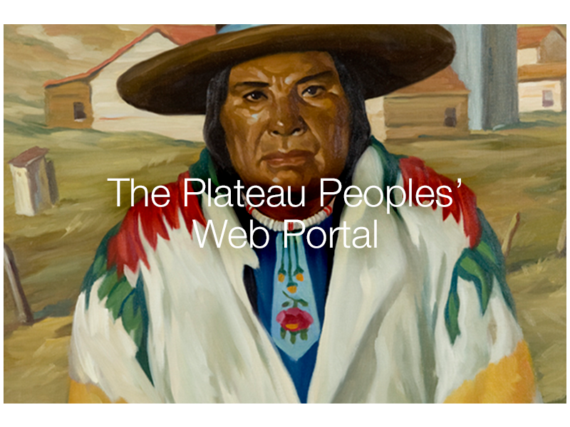 The Plateau Peoples' Web Portal