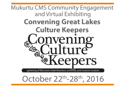 CGLCK: Mukurtu CMS Site Building, Community Engagement and Virtual Exhibiting