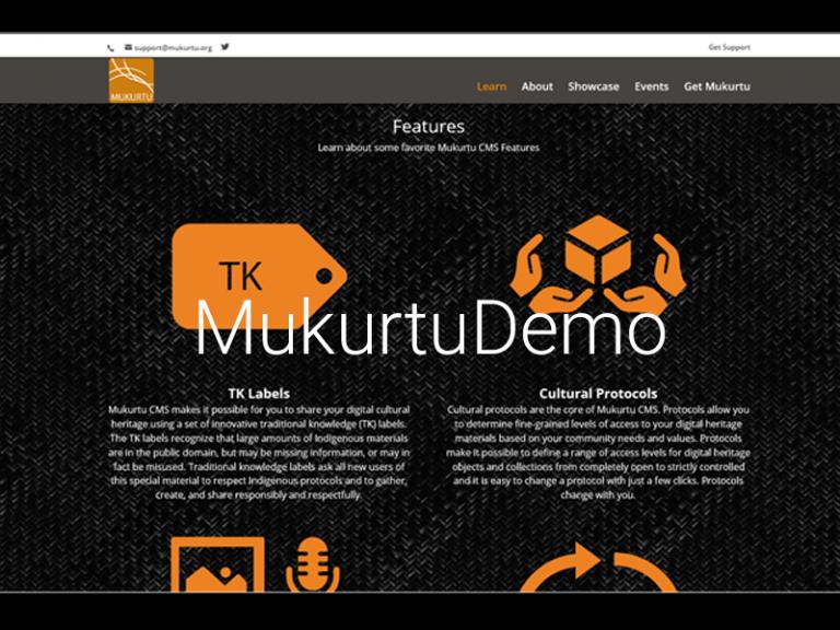 MukurtuDemo